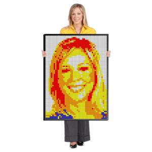Standard 300 Cube Framed Mosaic